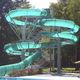 toboggan tournant / pour parc aquatique / en tube