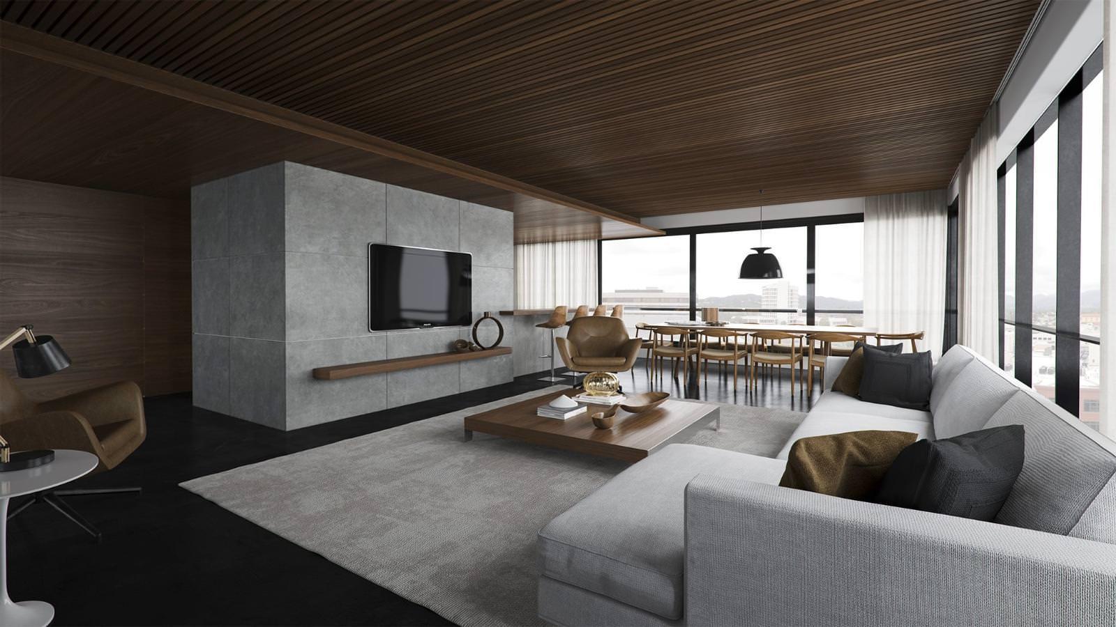 20 salles de séjour créatrices pour l\'inspiration de modèle ...