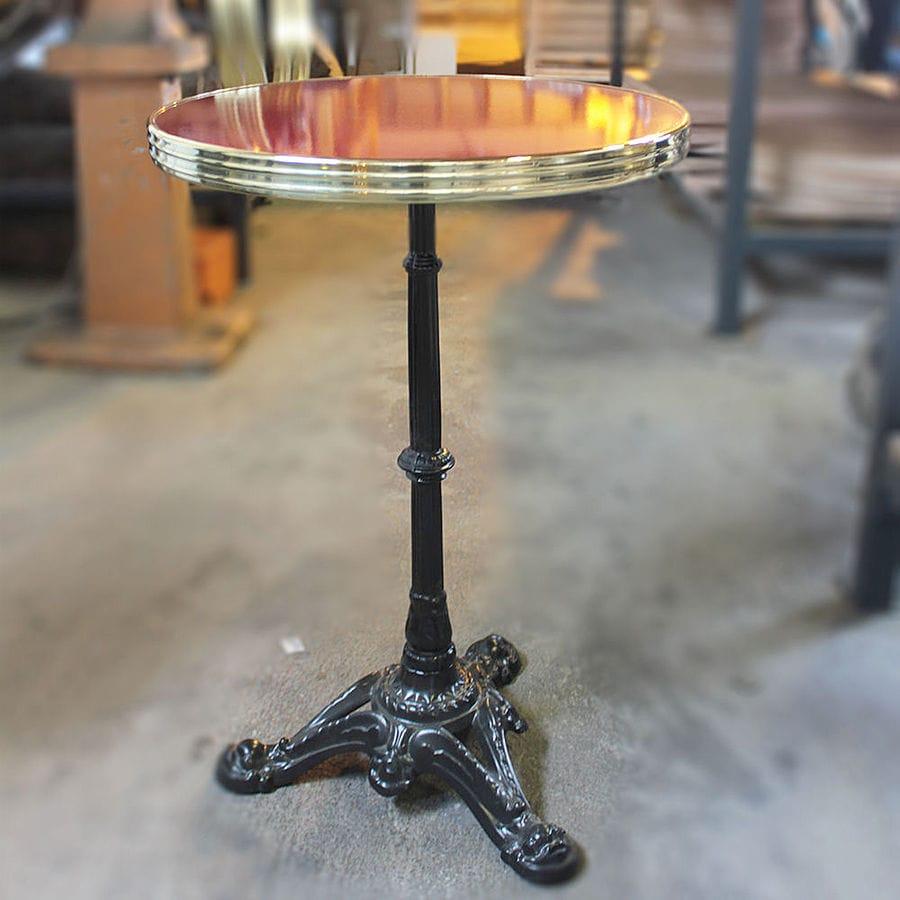 Ardamez La Table De Bistrot Originale Parisienne Made In