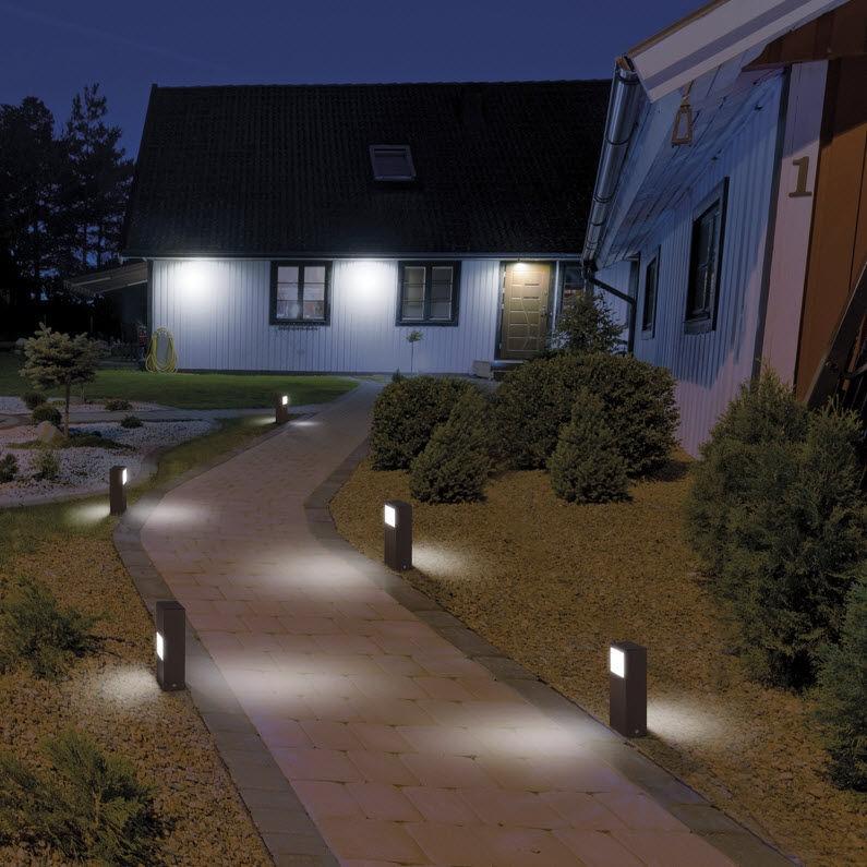 NOUVEAUTÉ : borne d\'éclairage de jardin by Lombardo - Lombardo