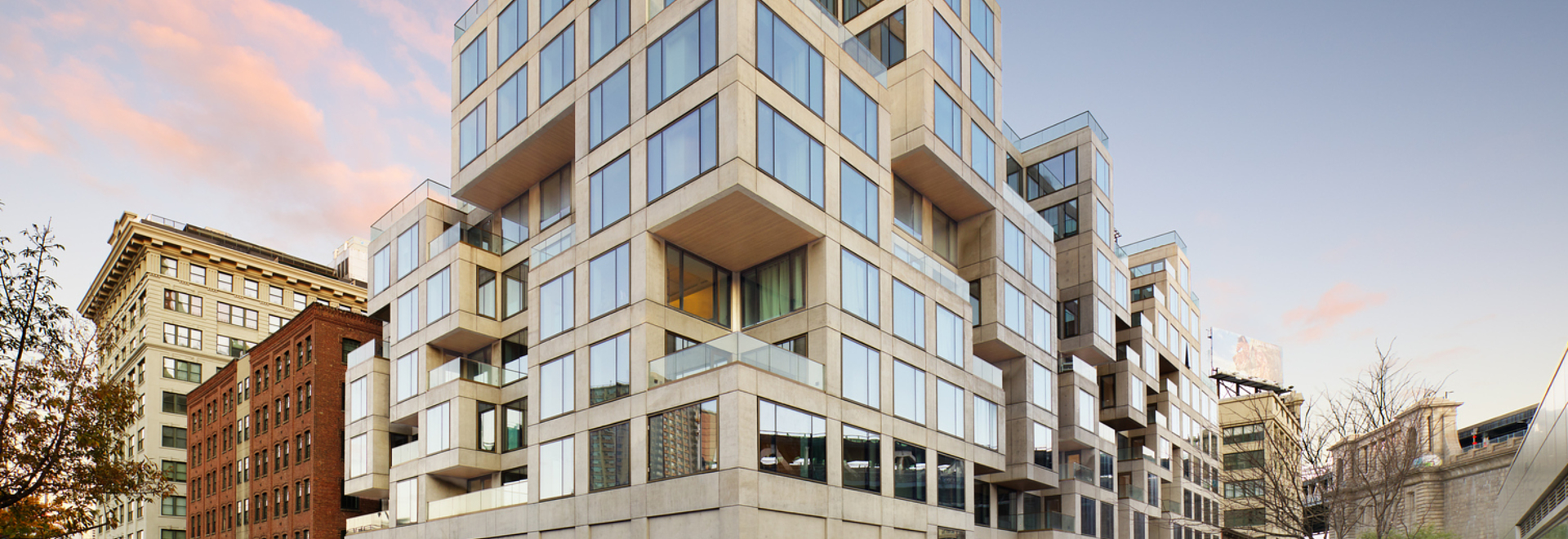 98 Front Apartments / ODA New York