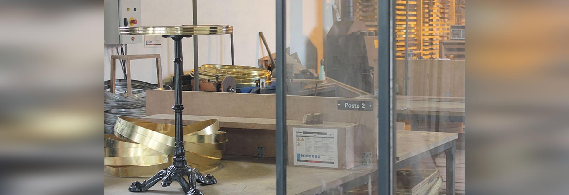 Ardamez Fabricant De L Authentique Table De Bistrot