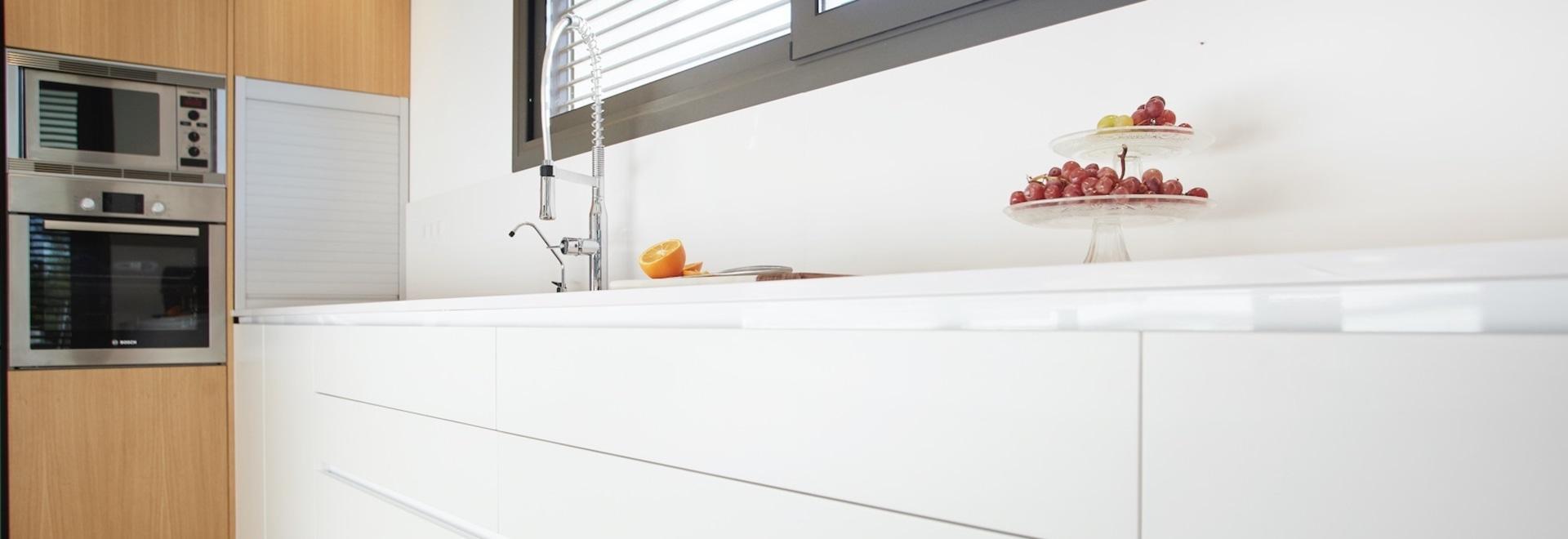 Aussi bien dans la cuisine que dans la salle de bains, le robinet est l'un des principaux protagonistes