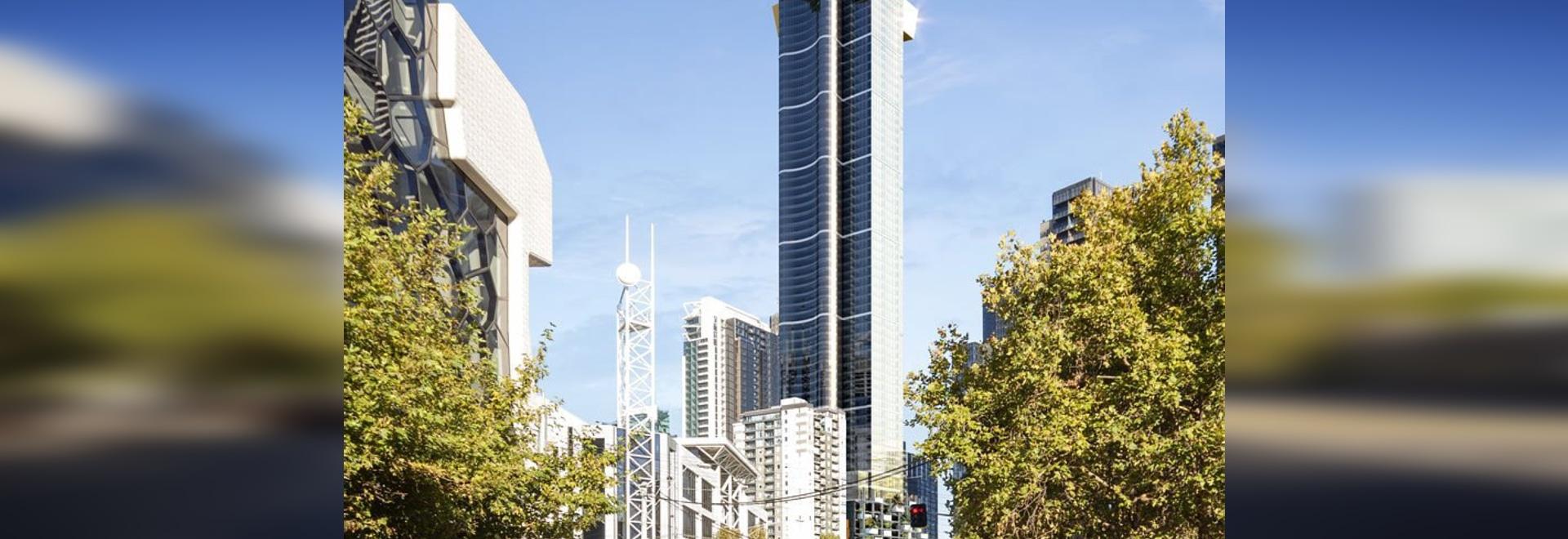 L'Australie 108, Melbourne, Australie