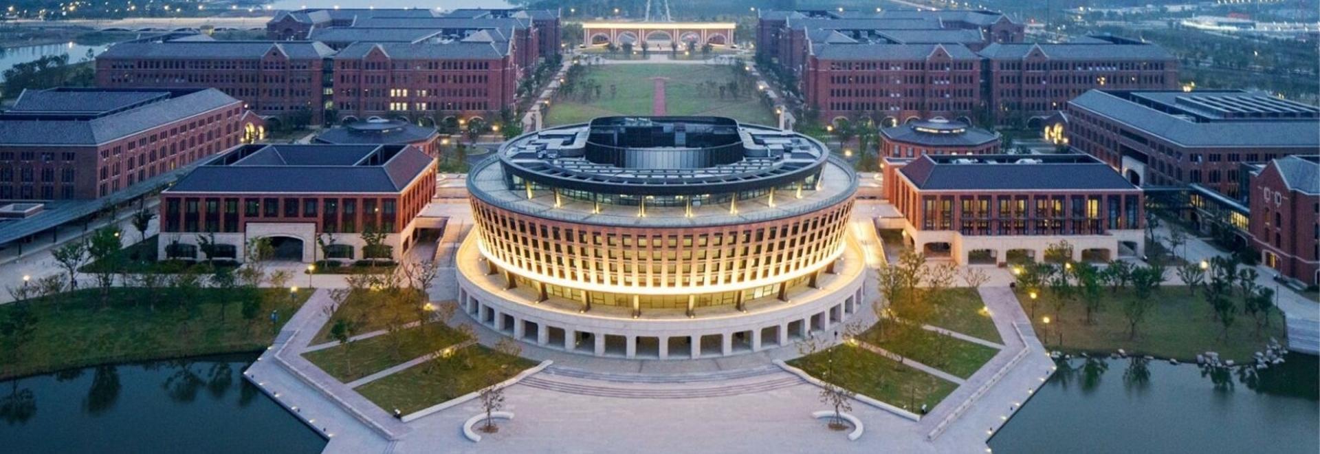 Campus international de l'Université du Zhejiang par l'UAD