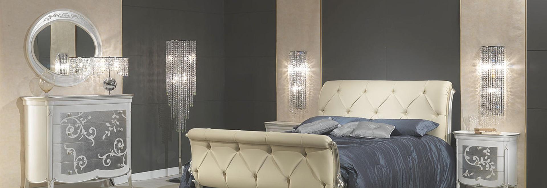 Chambre à coucher de modèle de Decò d\'art, fourniture classique de ...