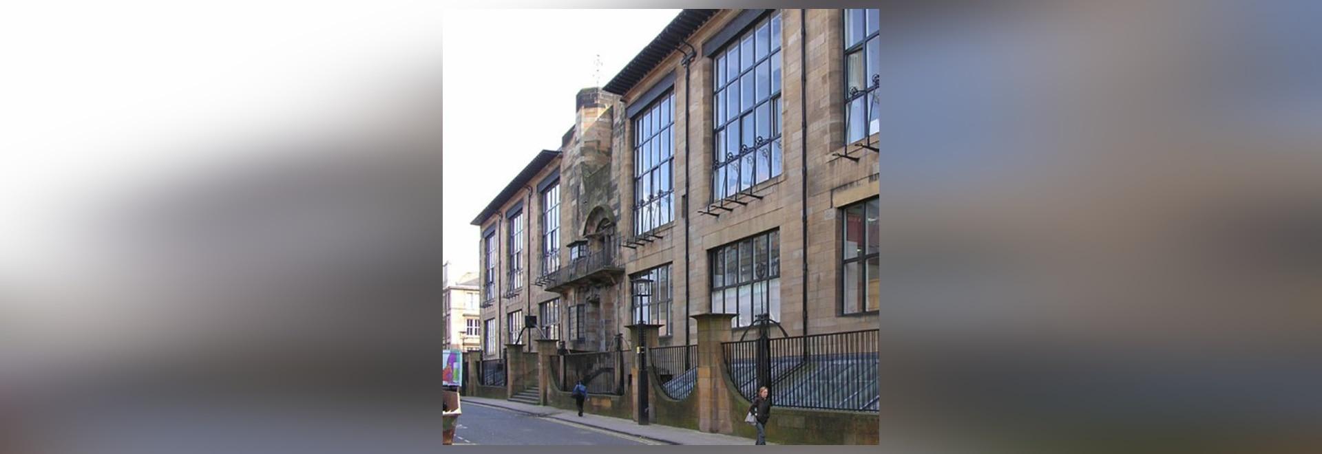 Cinq architectes ont retenu pour reconstituer l'école de Glasgow de Mackintosh de l'art