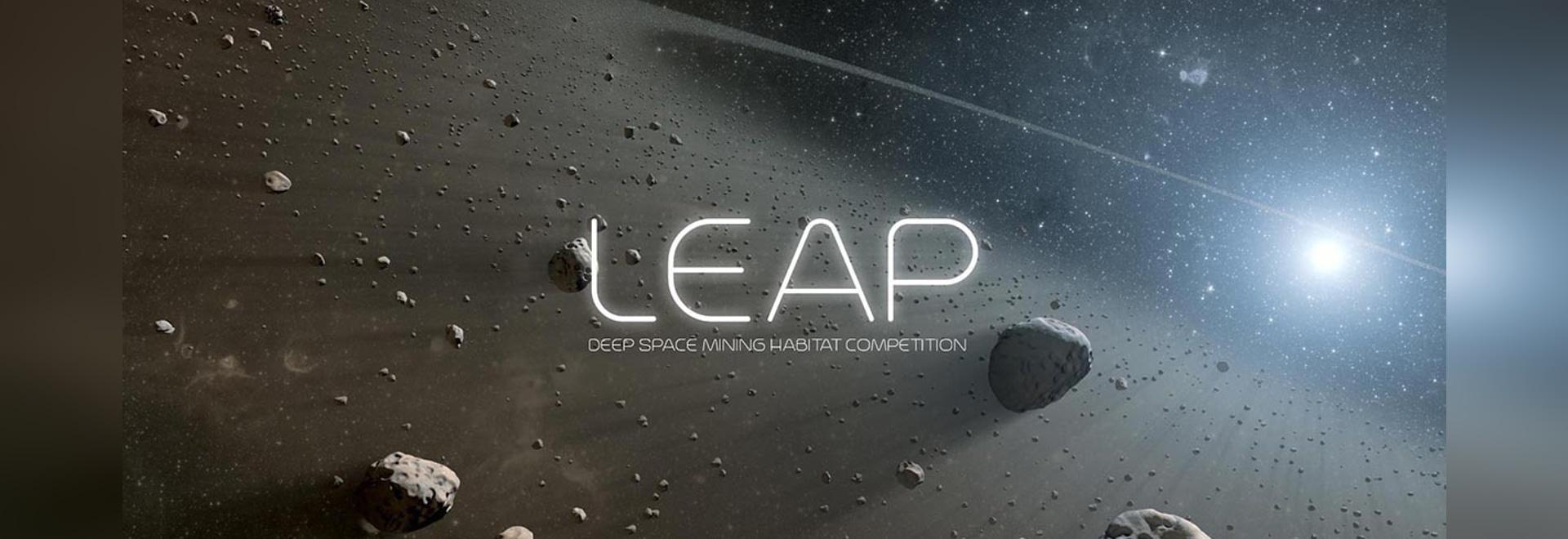 La compétition : Saut - Concours de conception d'habitats spatiaux