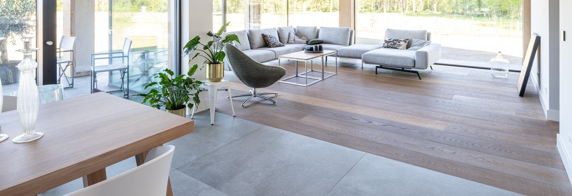 Dennebos Flooring plancher en chêne technique en couleur W.03