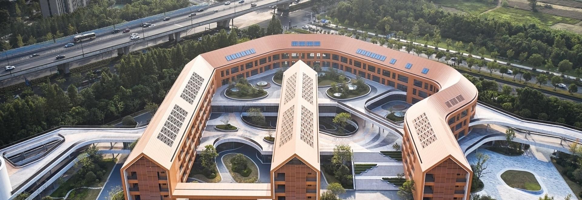 École primaire et maternelle expérimentale de Hangzhou / UAD