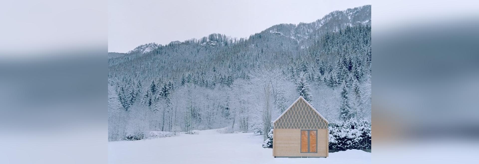 Enrico Scaramellini réalise un prototype de logement reconfigurable à l'infini