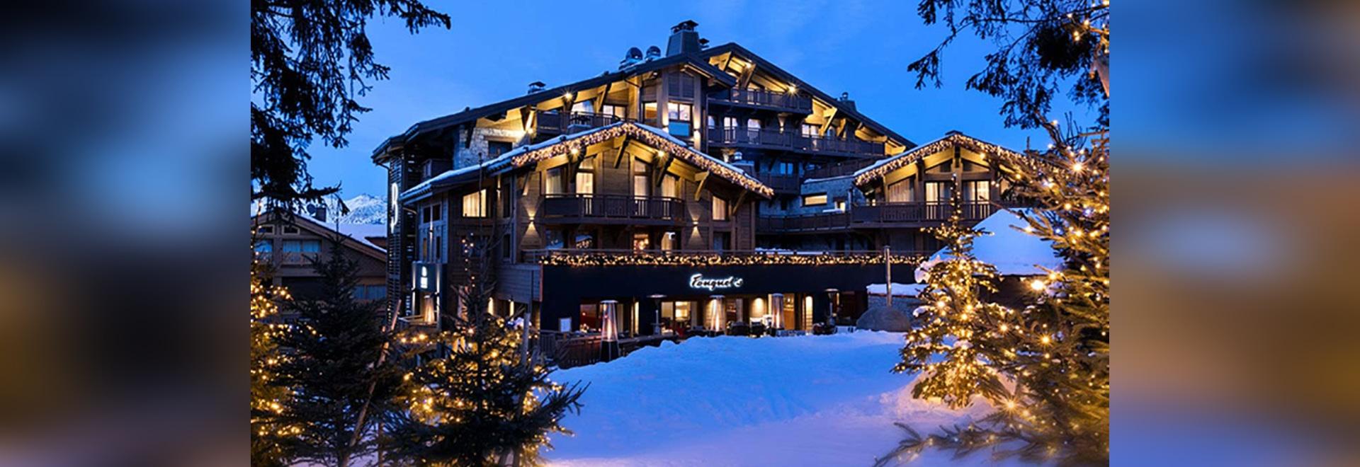 L'Hôtel Les Neiges - Groupe Barrière