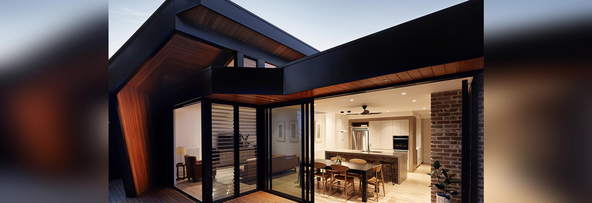 Hunters Hill House rugit dans les années 2020