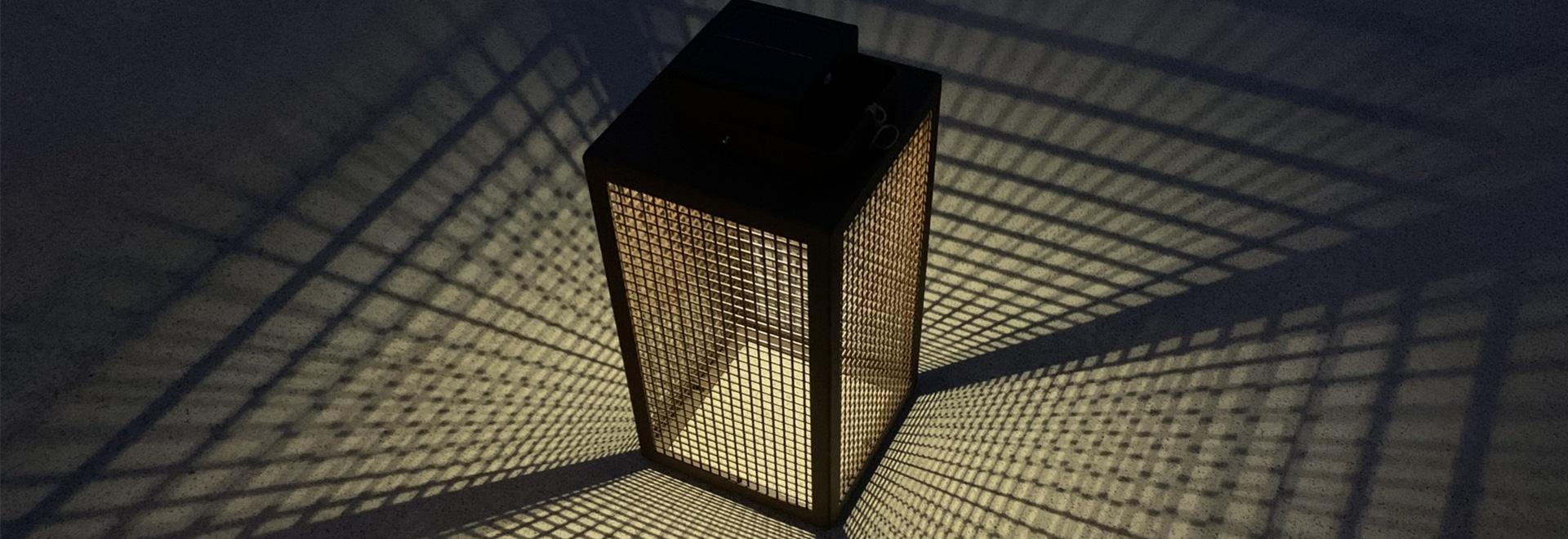 Lanterne solaire LAS 500 - édition spéciale
