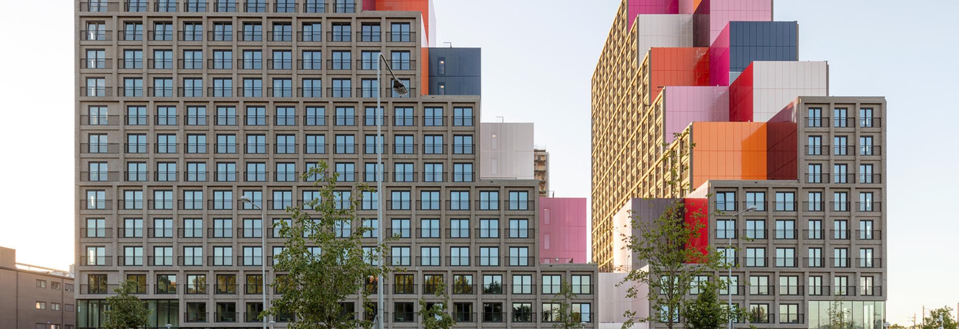 NotreDomaine Logement pour étudiants / OZ Architects