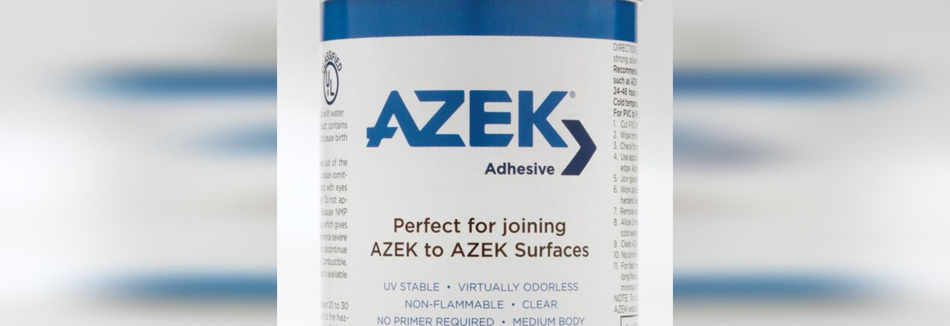 NOUVEAU : adhésif faisant le coin extérieur de ciment par des produits de bâtiment d'AZEK