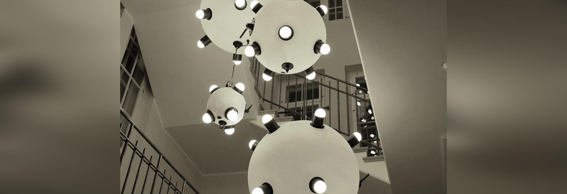 NOUVEAU : lampe pendante par Keha3