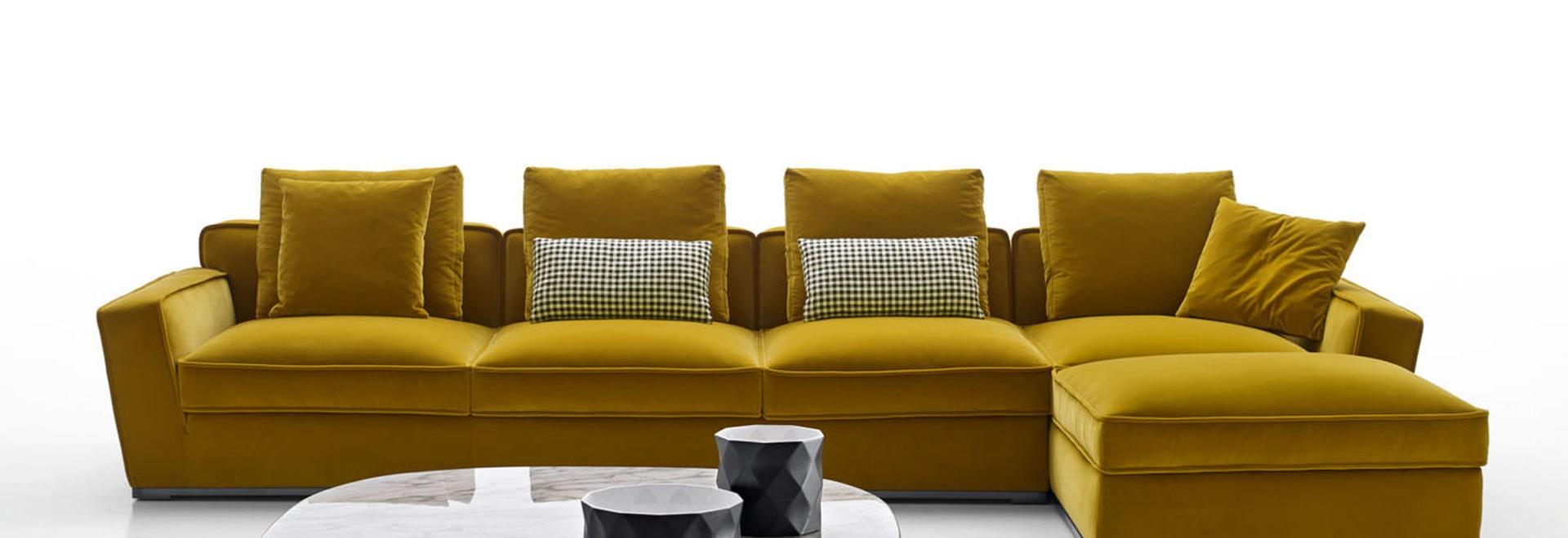 NOUVEAU : sofa modulaire par MAXALTO