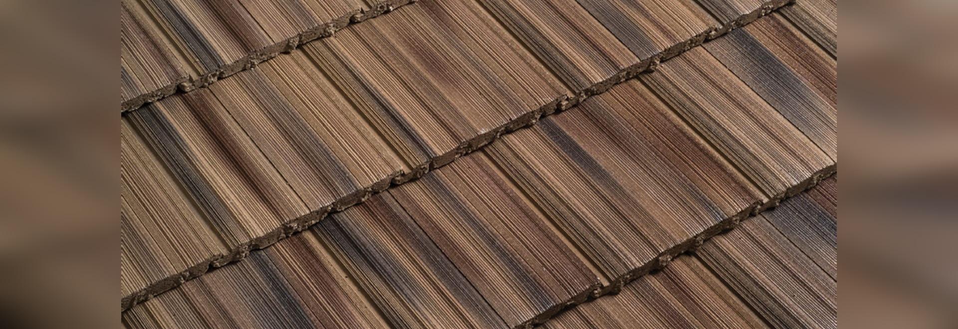 NOUVEAU : tuile de toit plat par Hanson rooftile