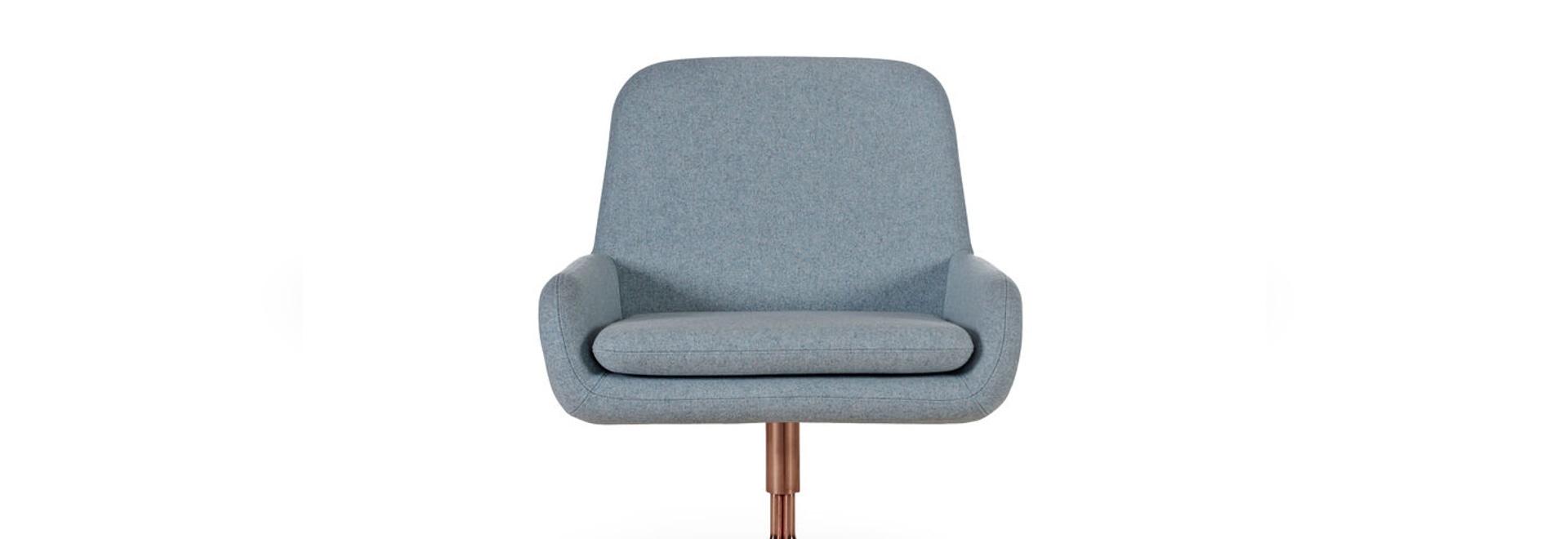 NOUVEAUTÉ : fauteuil contemporain by SOFTLINE A/S