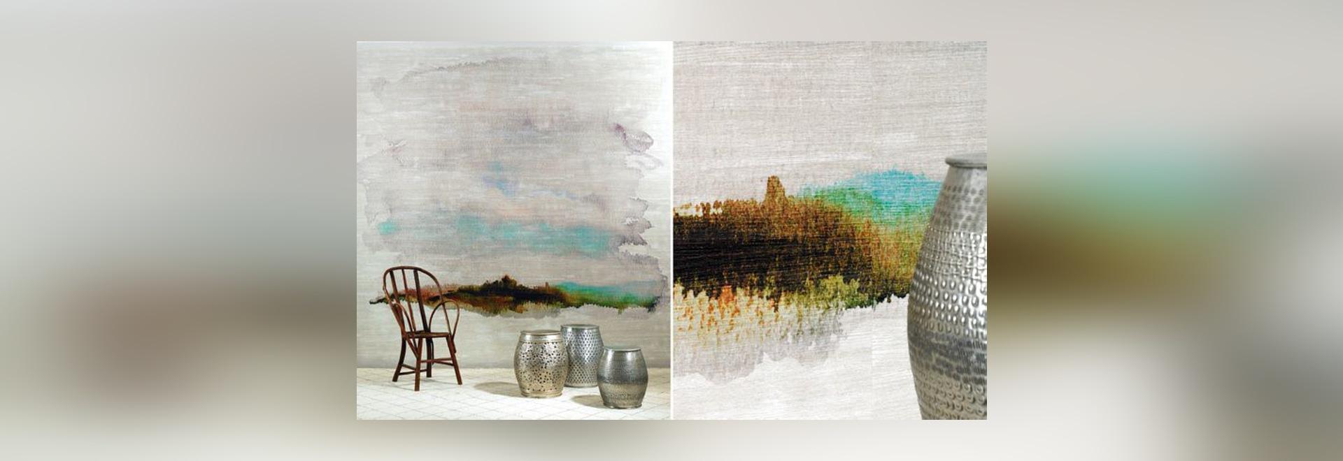 NOUVEAUTÉ : papier peint panoramique by Elitis