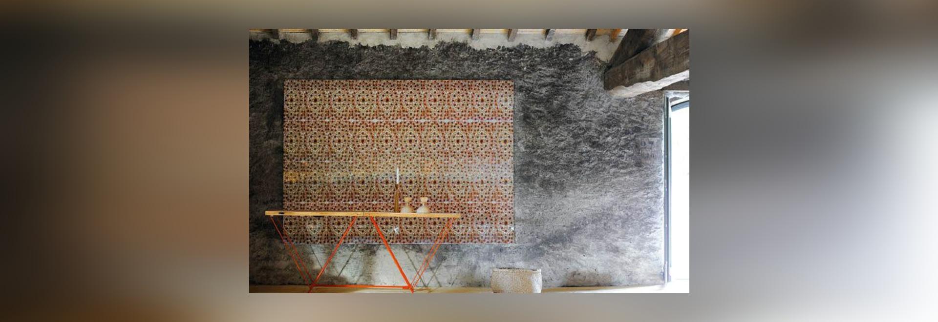 NOUVEAUTÉ : revêtement mural imprimé by Elitis