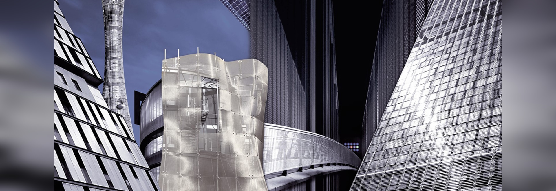 oiles pour l'architecture de Haver & Boecker