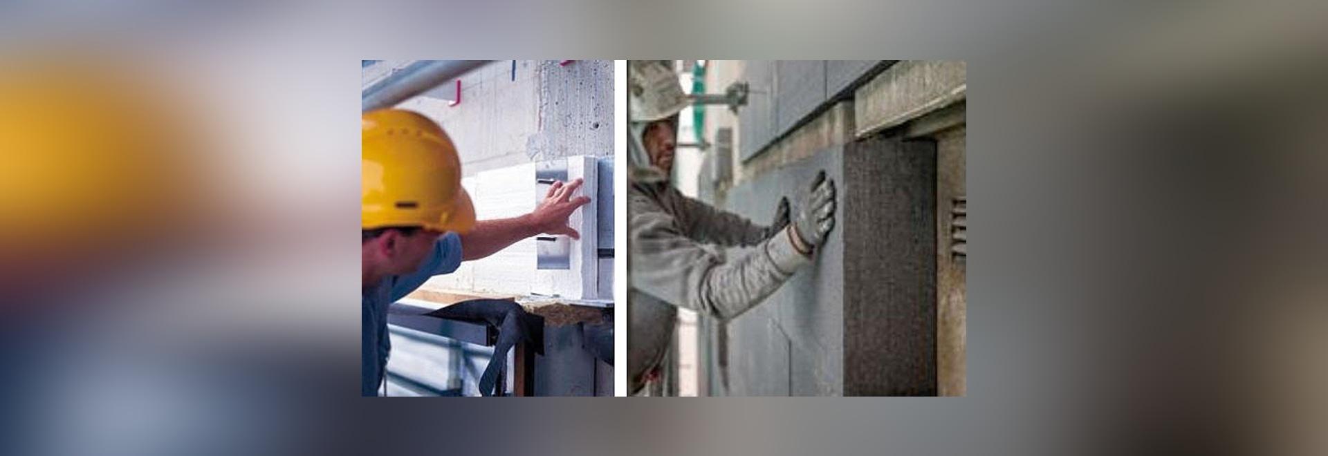 Panneaux isolants contenant des aérogels de silice