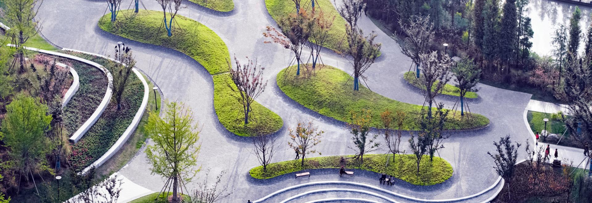Parc Yujidao / BLVD International