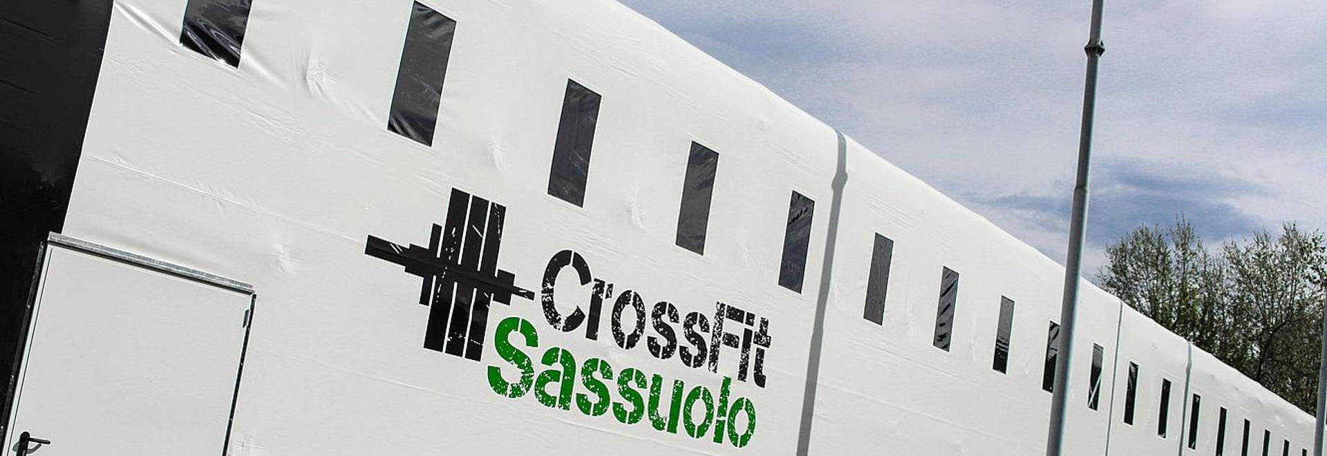 Passion CrossFit: un bâtiment Kopron pour le premier gymnase de Sassuolo