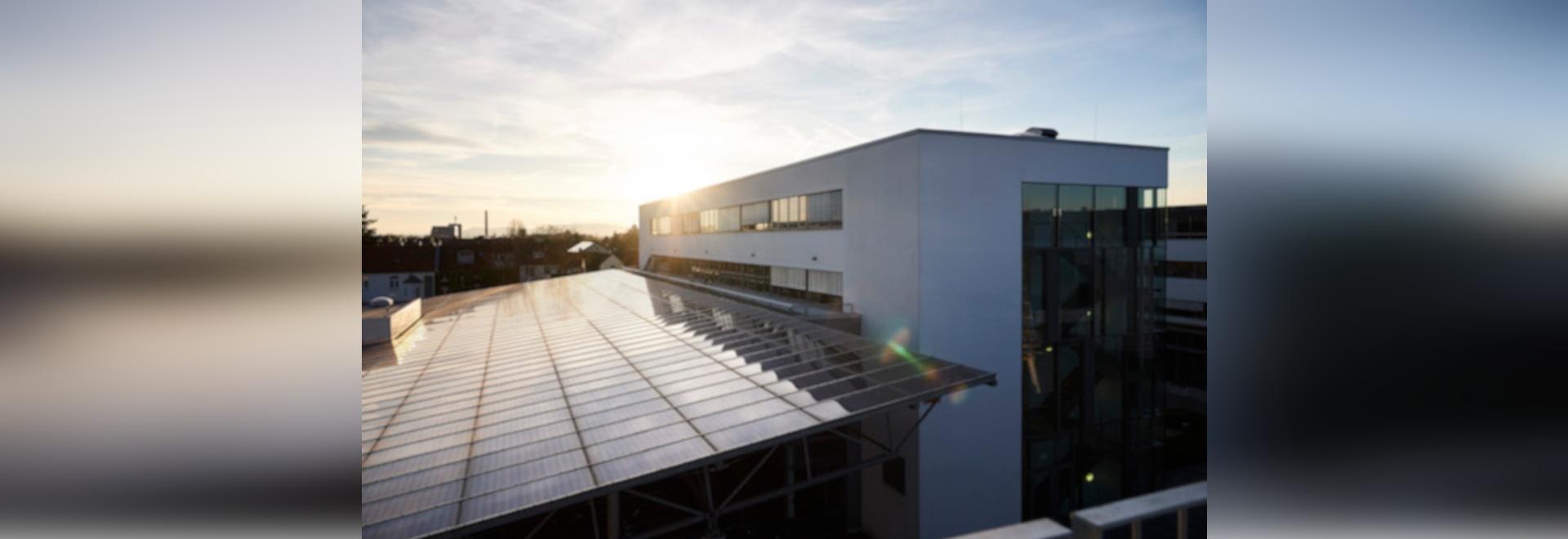 Photo : Wilkhahn avec l'aimable autorisation du fabricant de panneaux solaires SMA