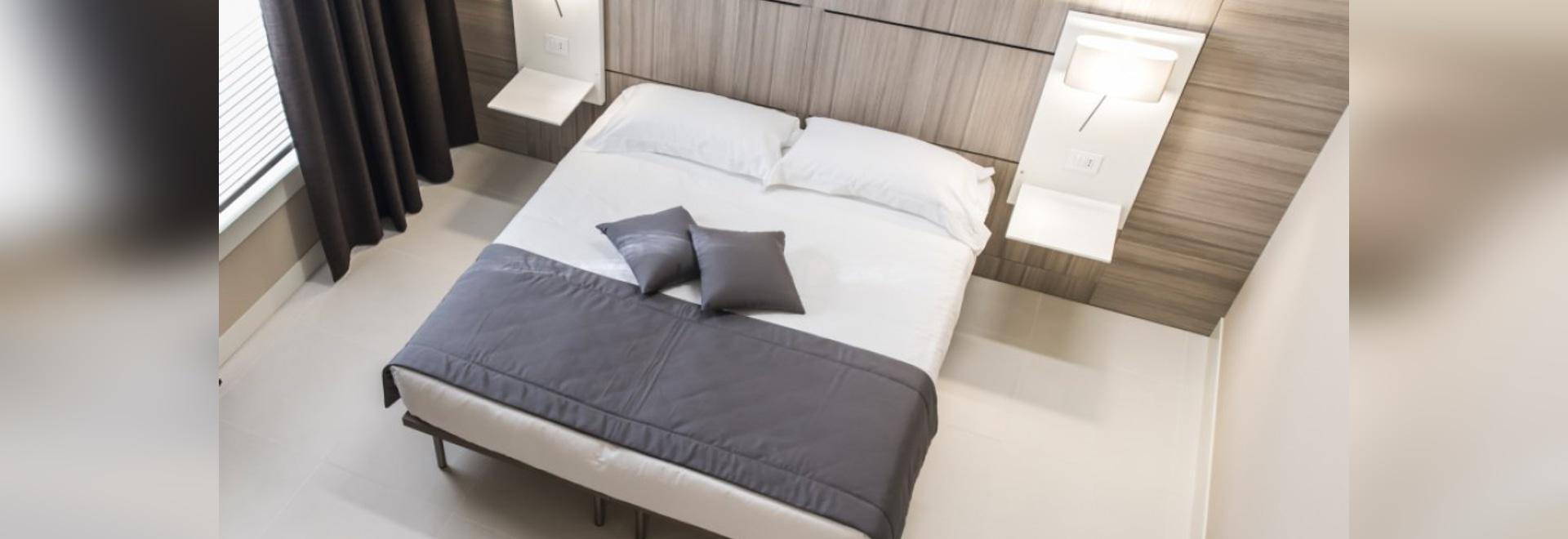 PIÈCE VOLANTE - projet de chambre d'hôtel
