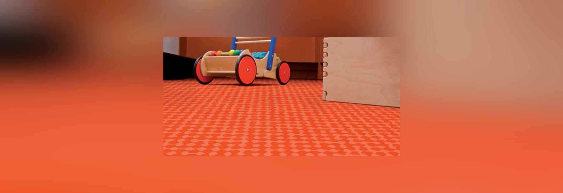 Revêtement de sol en PVC de Gerflor