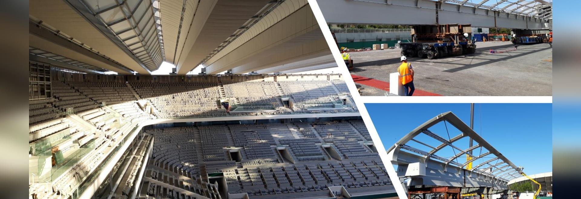 Stade de Roland Garros, Paris, France