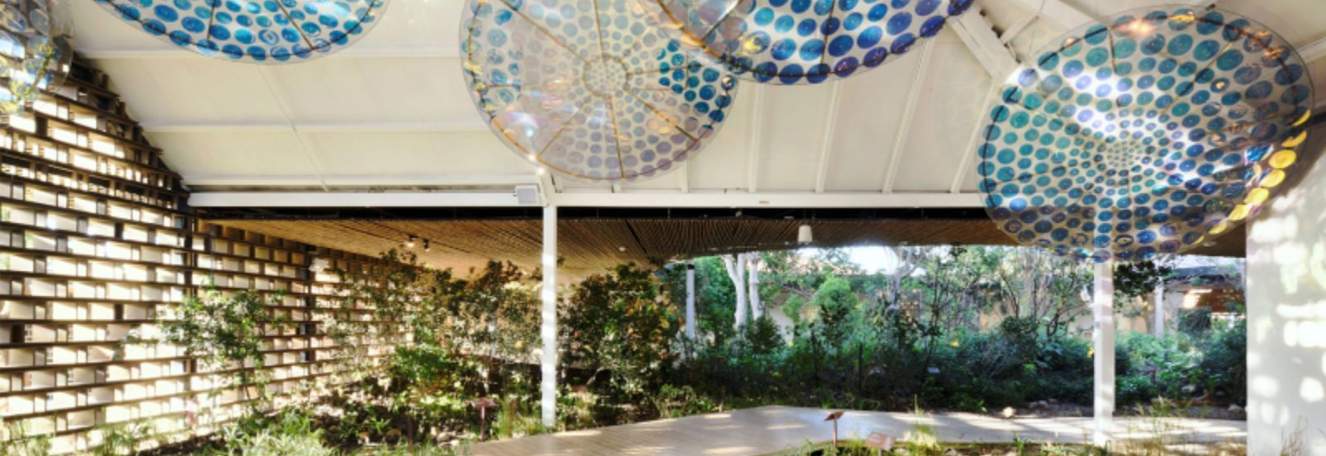 Taichung World Flora Expo, Pavillon de découverte de Cogitoimage International Co.