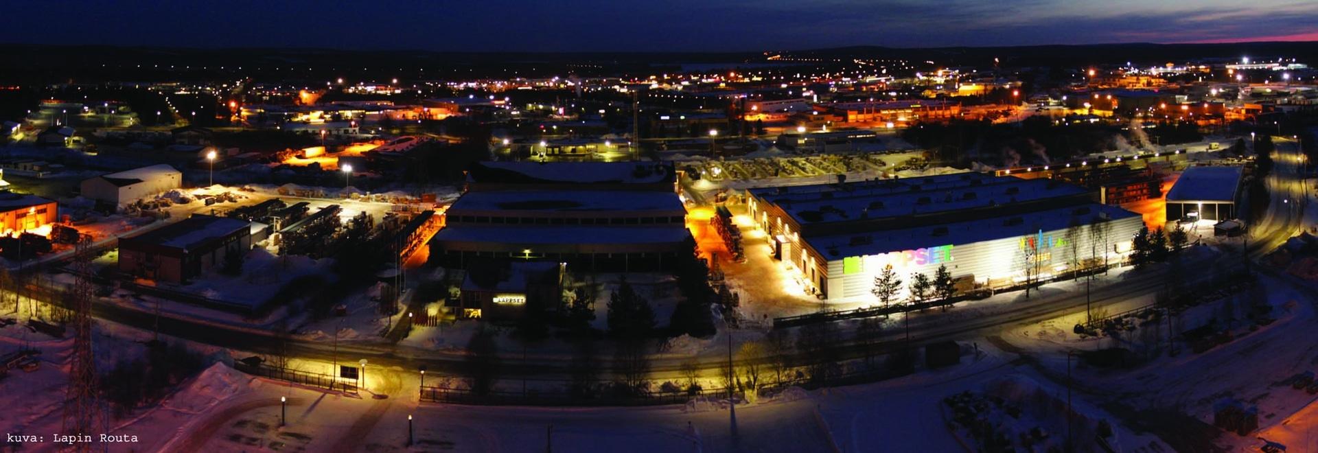 L'usine Lappset de Rovaniemi passe avec succès l'audit externe