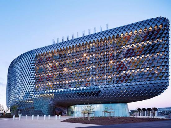 Institut de recherche de santé australienne du sud et de recherche médicale (SAHMRI) par WOODS BAGOT