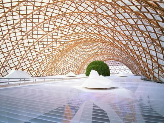Pavillon du Japon, expo de Hanovre (2000)