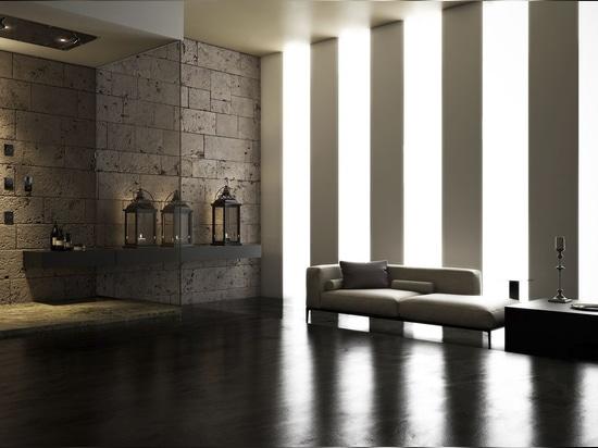 Ensemble de douche de MYDREAM par le shower_space de conception de CARIMALI