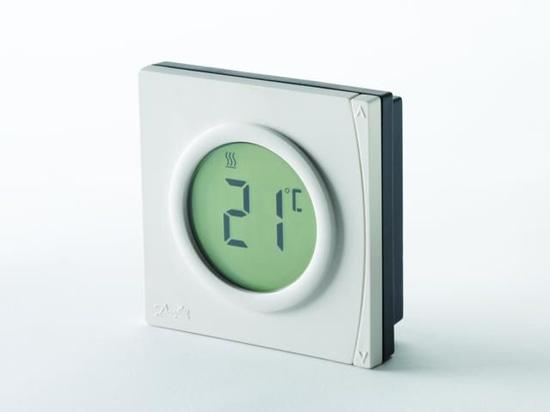 NOUVEAU : thermostat numérique par DANFOSS