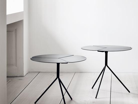 NOUVEAUTÉ : table contemporaine by SOFTLINE A/S