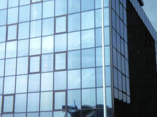 NOUVEAU : collez le mur rideau de système par le GROUPE S.R.L. de MAPIER.