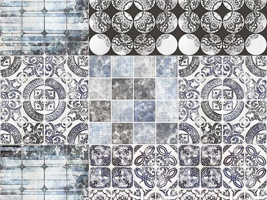 Nouveaux tissus de tapisserie d'ameublement par YO2