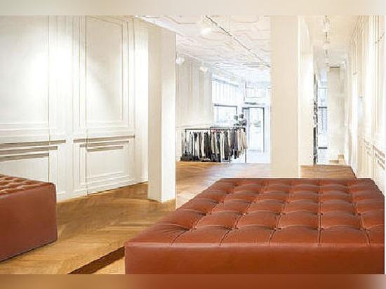 Expansion de collection de tapisserie d'ameublement de vinyle