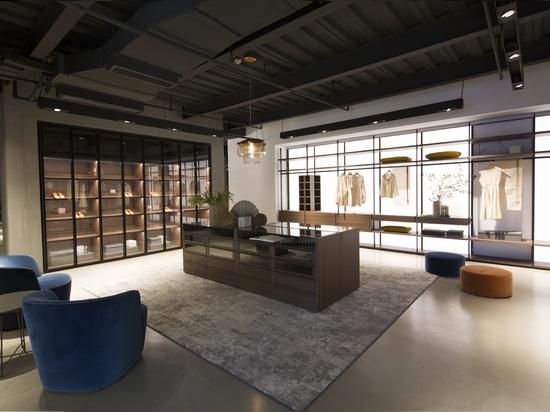Le plus grand magasin emblématique de Lema dans le monde s'ouvre à Shenzhen.