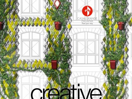 CREATIVE BOOK 2016.  Un outil de travail pour le designer