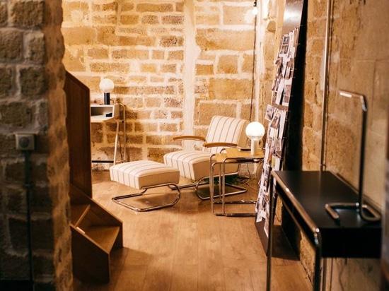 Thonet - magasin automatique Paris