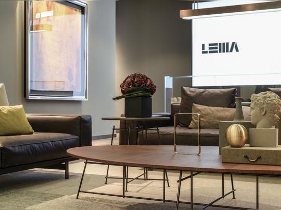 De nouveau à l'Asie : Lema ouvre un nouveau magasin emblématique à Changhaï