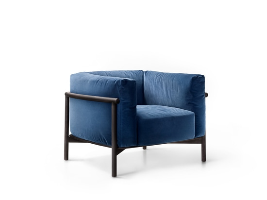 Fauteuil de Taiki - conception de Chiara Andreatti