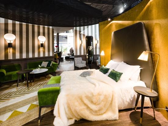 Tête de lit Milano